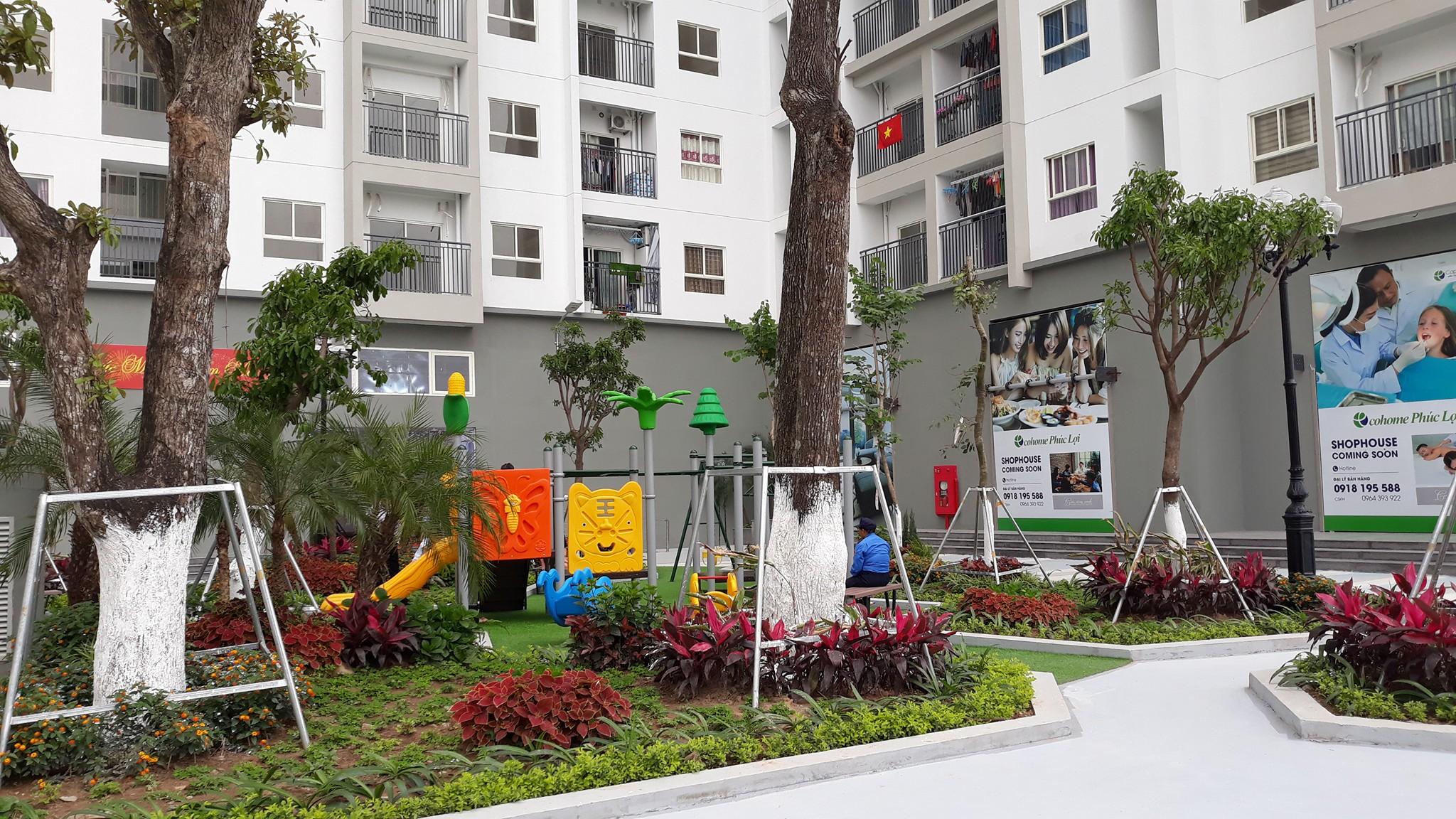 Trường mầm non GCA Ecohome Phúc Lợi ( Học viện Thủ Đô Xanh)