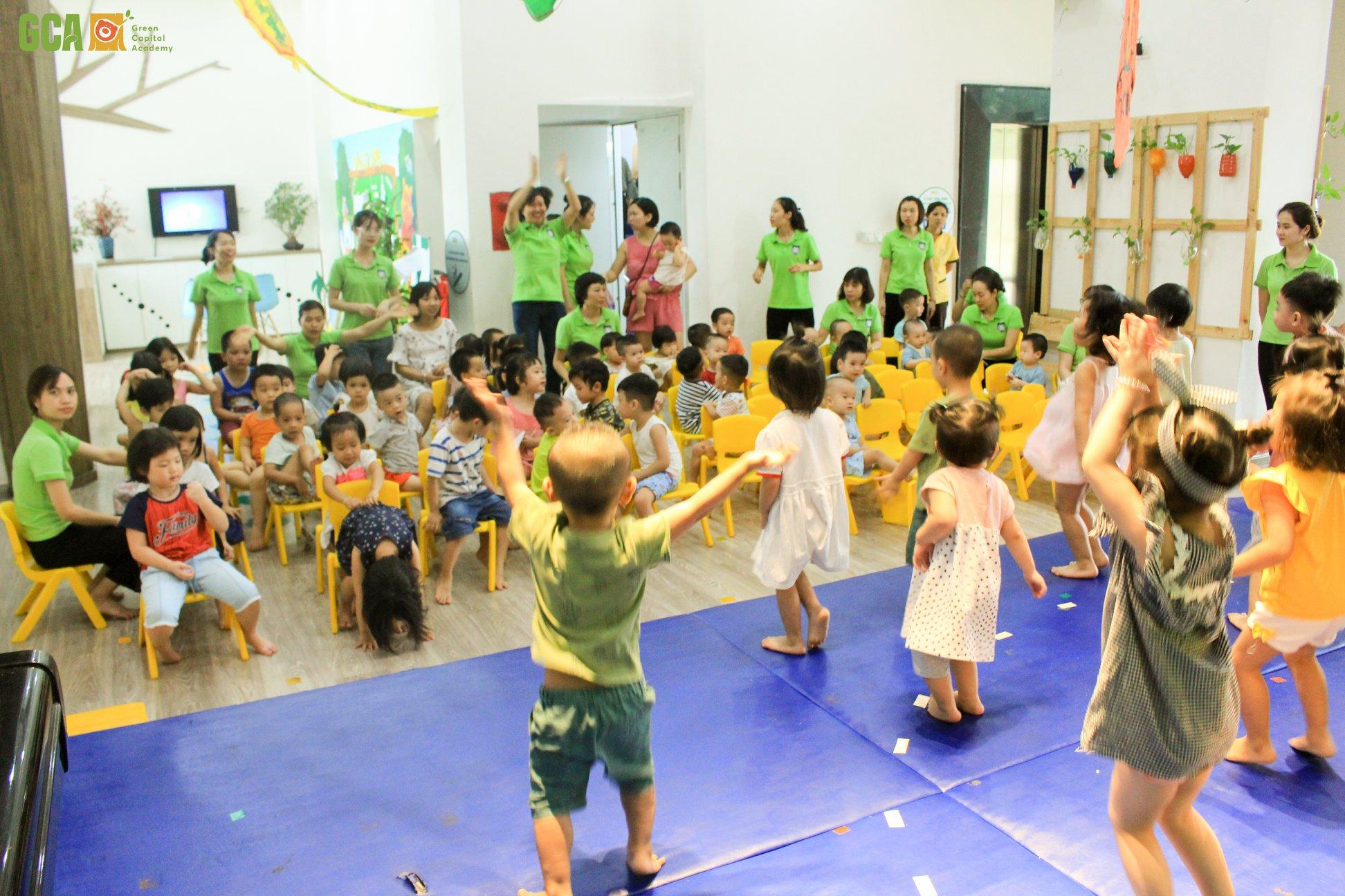 Trường mầm non GCA Ecolife Capital (Học Viện Thủ Đô Xanh) - đường Tố Hữu