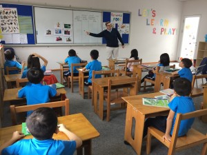 Trường mầm non Goldenkids Kindergarten - Ngọc Lâm