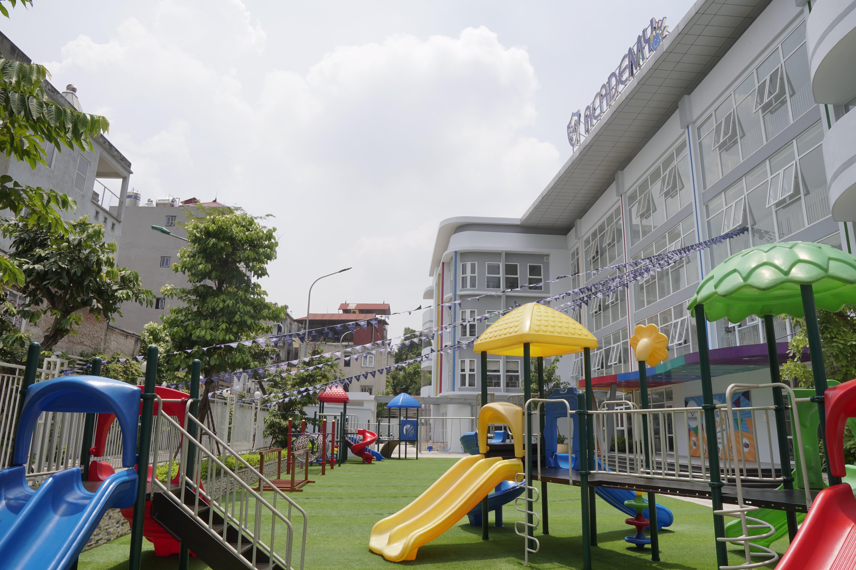Trường mầm non GP Academy (GPA) - Nghĩa Đô