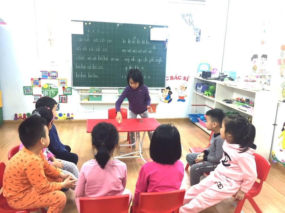 Trường mầm non Đảo Xanh (Green Island) - Trung Hòa