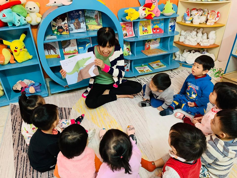 Trường mầm non GuruKids - Thạch Bàn