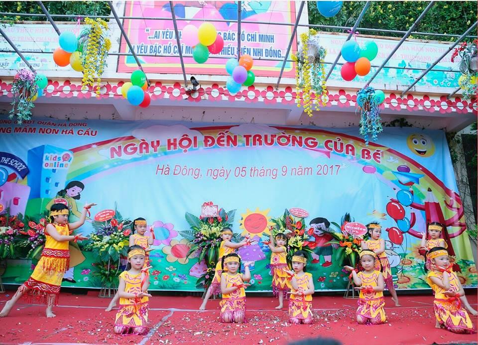 Trường mầm non Hà Cầu - Hà Đông