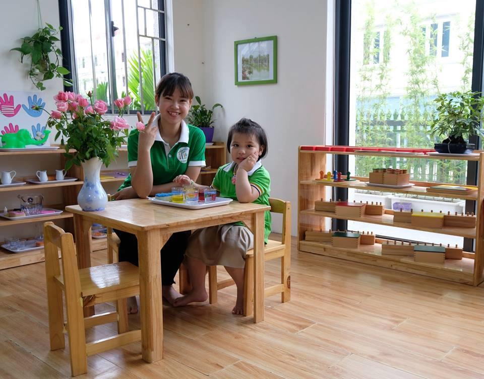 Trường mầm non Hà Nội Seoul (Hanoi seoul Montessori Preschool) - Mộ Lao