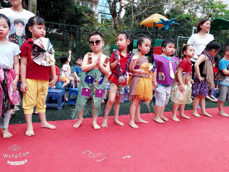 Trường mầm non Hà Nội - Thăng Long KĐT Xa La