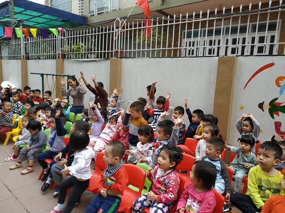 Trường mầm non Hải Âu - Văn Cao