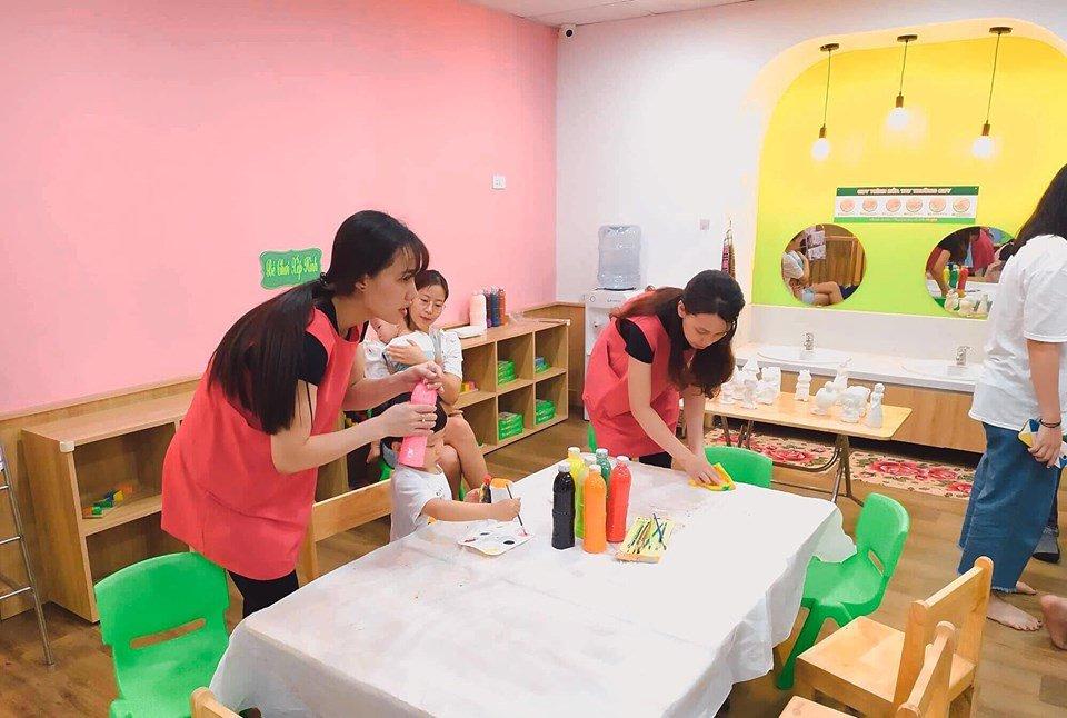 Trường mầm non HanaHome - Nhân Chính