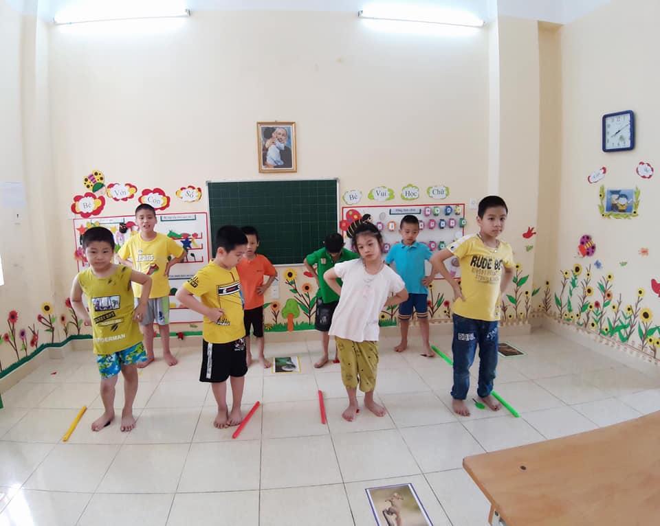 Trường mầm non Hàng hải I - Đồng Tâm, Phương Khê