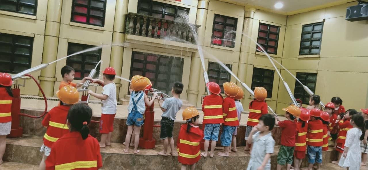 Trường mầm non Hạnh Nhân - Nguyễn Phước Nguyên, An Khê