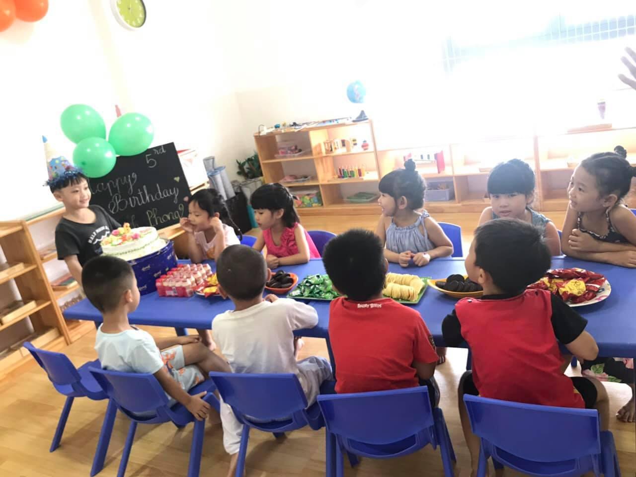 Trường mầm non Hạnh Phúc ( Happy kids Pre-school) - Nguyễn Oanh