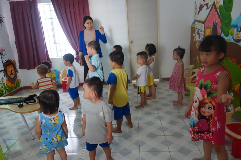 Trường mầm non Hạnh Phúc - Phường 12
