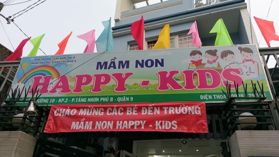 Trường mầm non Happy Kids - Tăng Nhơn Phú B