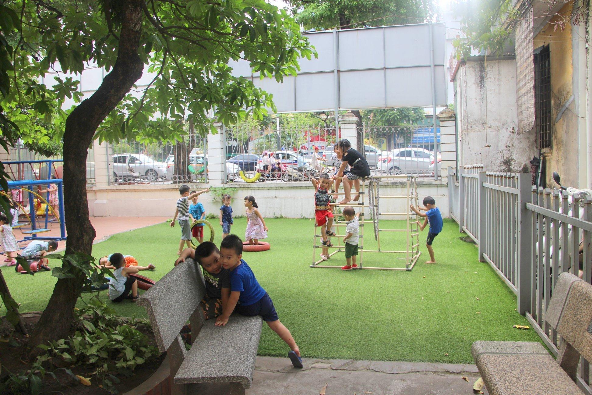 Trường mầm non Happy Land ( Vườn Hạnh Phúc ) - Nguyễn Chí Thanh