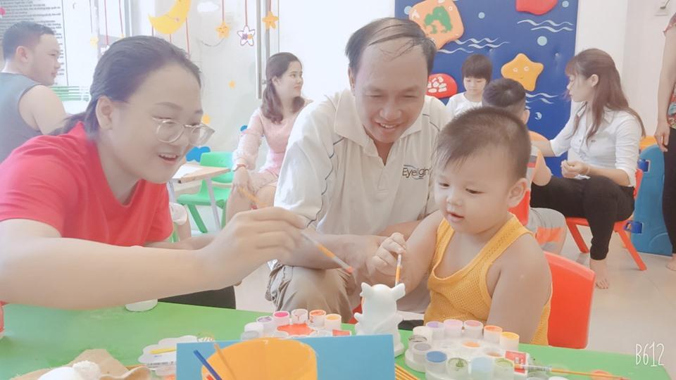 Trường mầm non Hạt Đậu Nhỏ - An Phú Đông