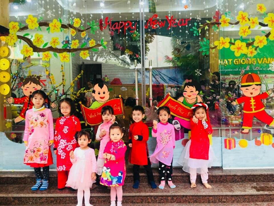 Trường mầm non Hạt Giống Vàng - Khu đô thị Đại Thanh