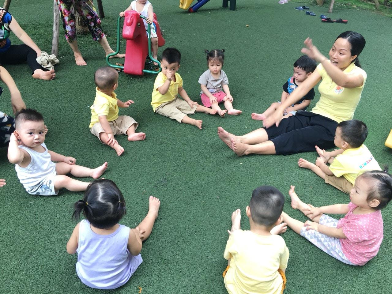 Trường mầm non Himawari (Himawari Kindergarten) Cơ sở 2 - Minh Khai