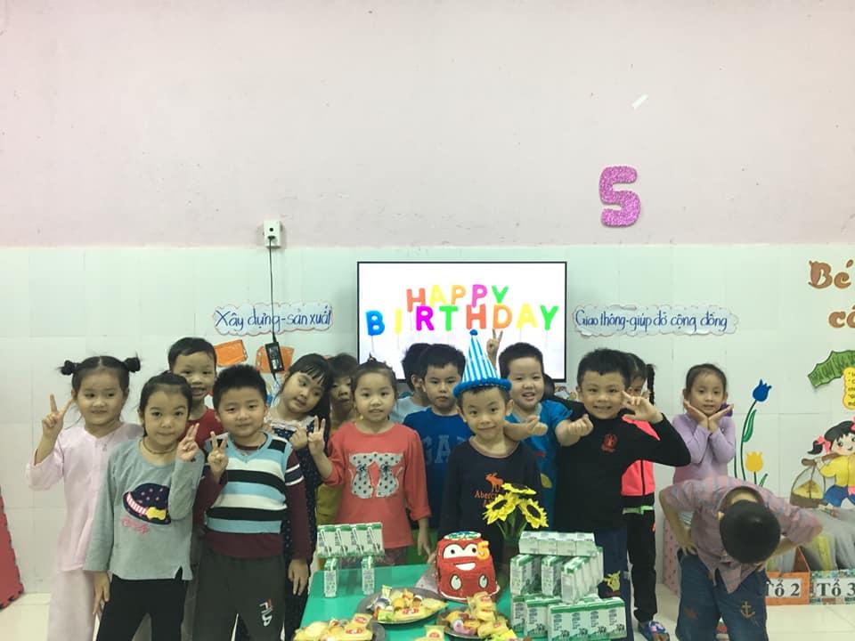 Trường mầm non Hoa Ban -  Lê Bá Trinh
