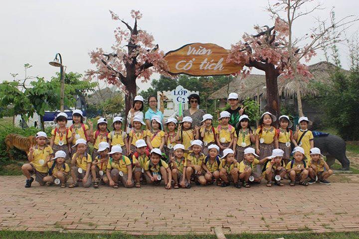 Trường mầm non Hoa Cúc - Vũ Chí Thắng, Lê Chân
