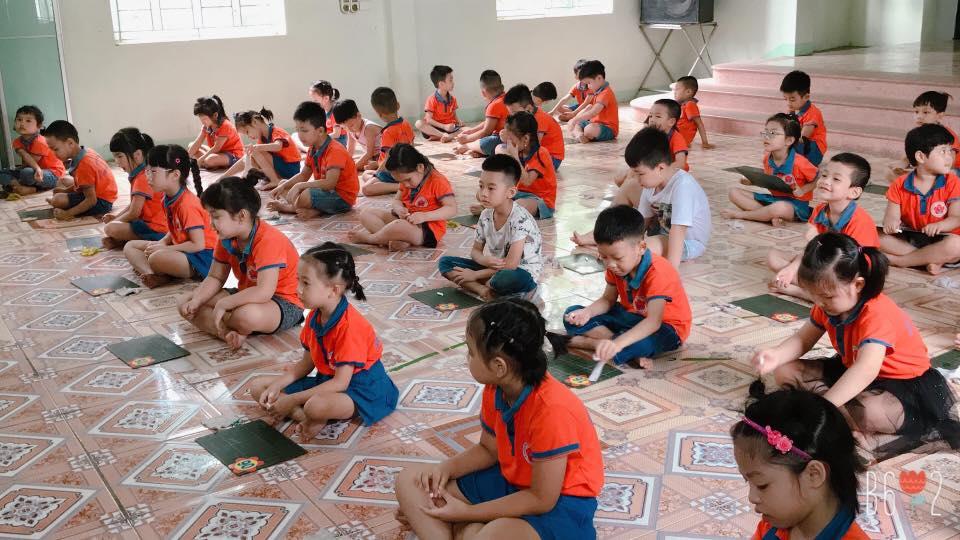 Trường mầm non Hoa Hồng - Bần Yên Nhân