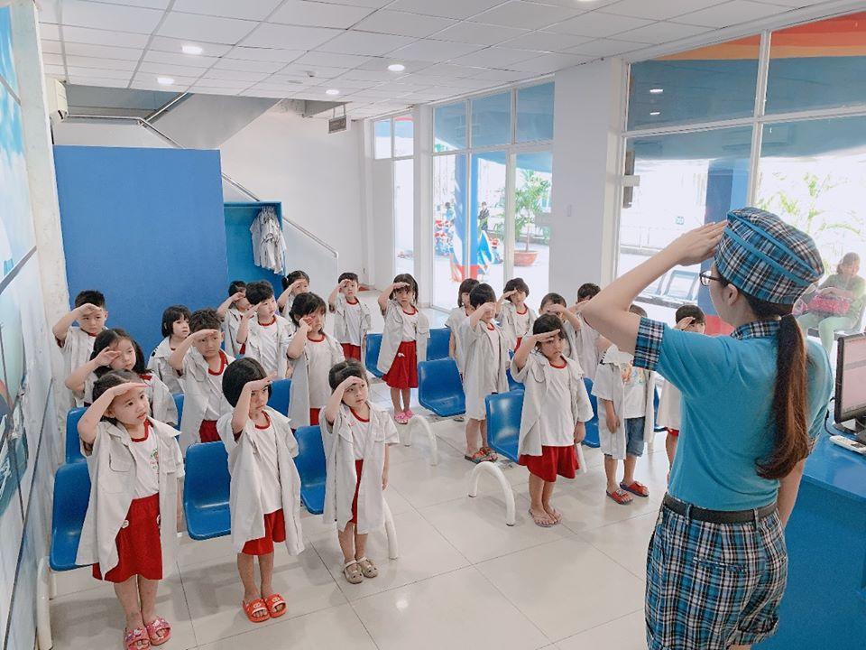 Trường mầm non Hoa Hồng Đỏ CS2 - Phú Hữu