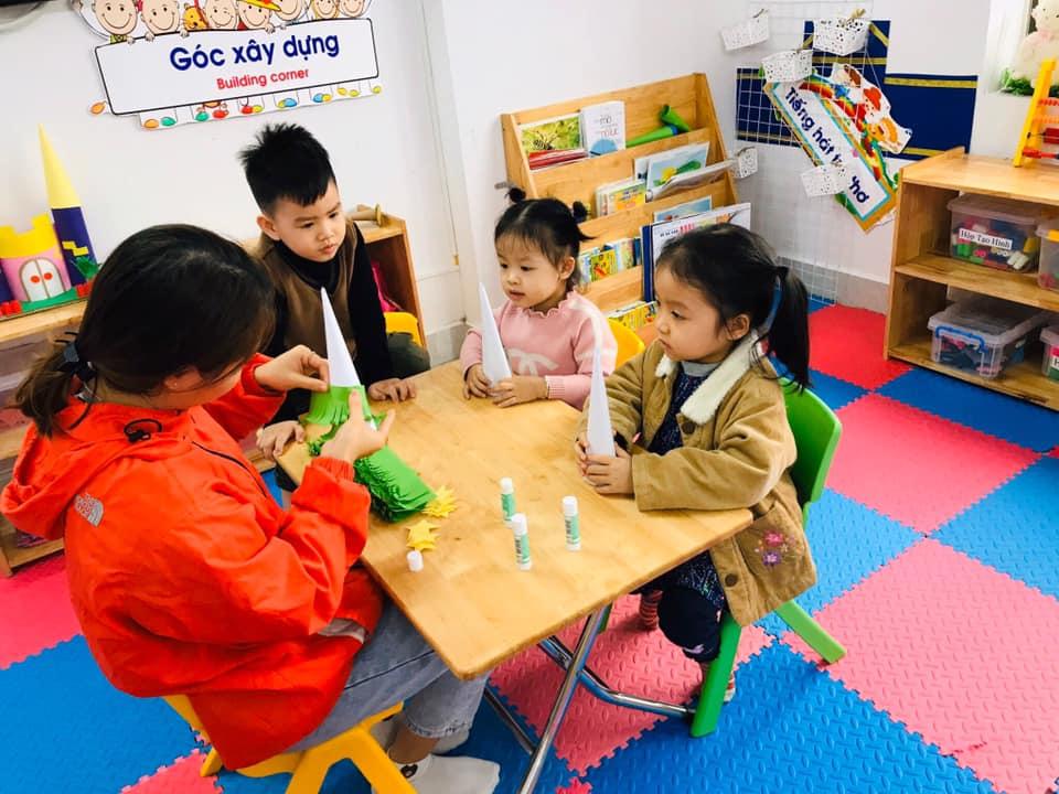 Trường mầm non Hoa Hồng - Yên Nghĩa