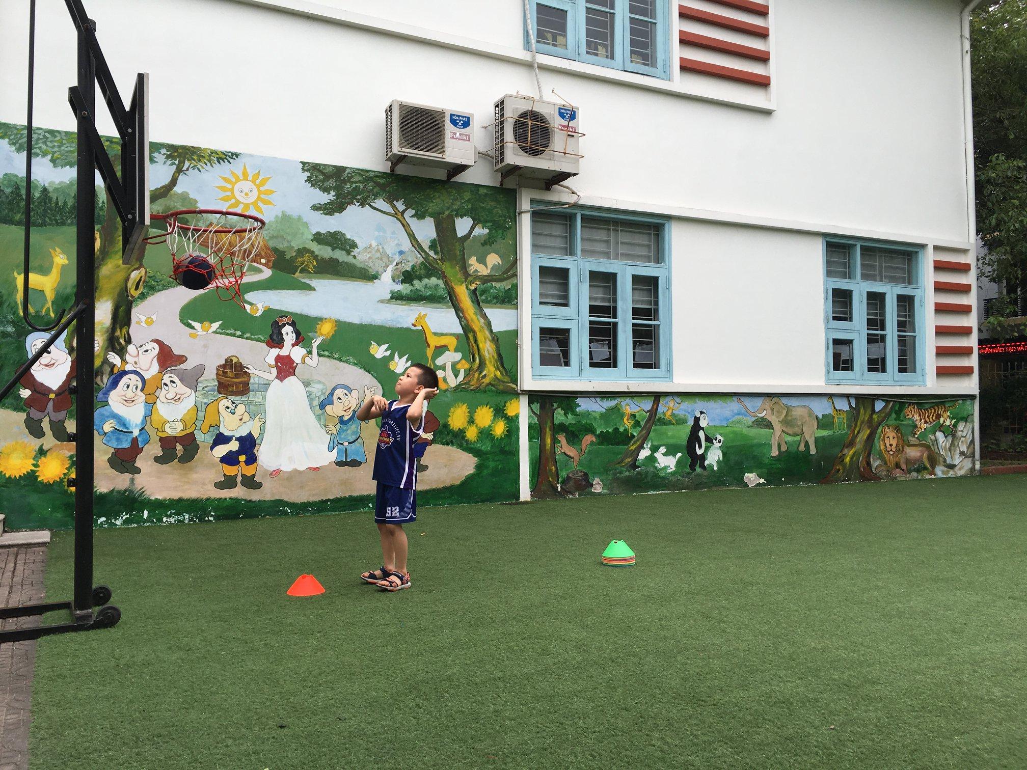 Trường mầm non Hoa Hướng Dương - Bắc Linh Đàm