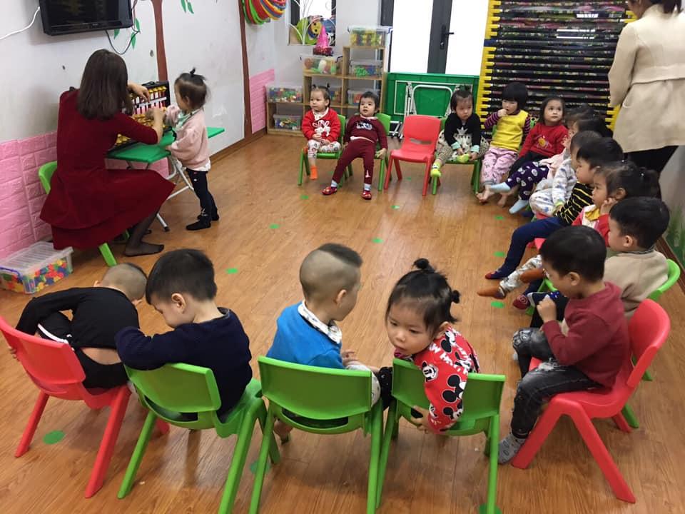 Trường mầm non Hoa Hướng Dương - Phúc Tân
