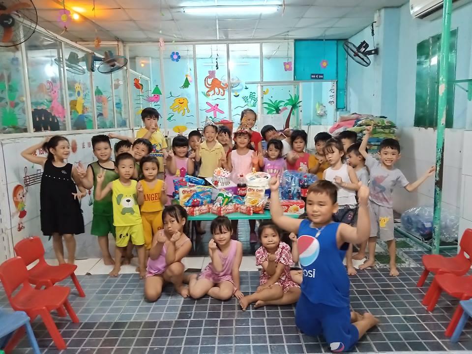 Trường mầm non Hoa Lài - Phường Bình Hưng Hòa A