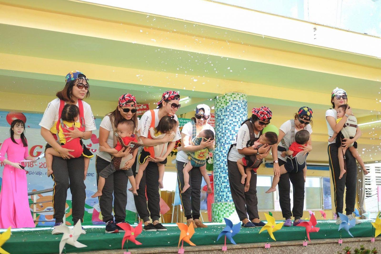 Trường mầm non Hoa Mai - Phường 11