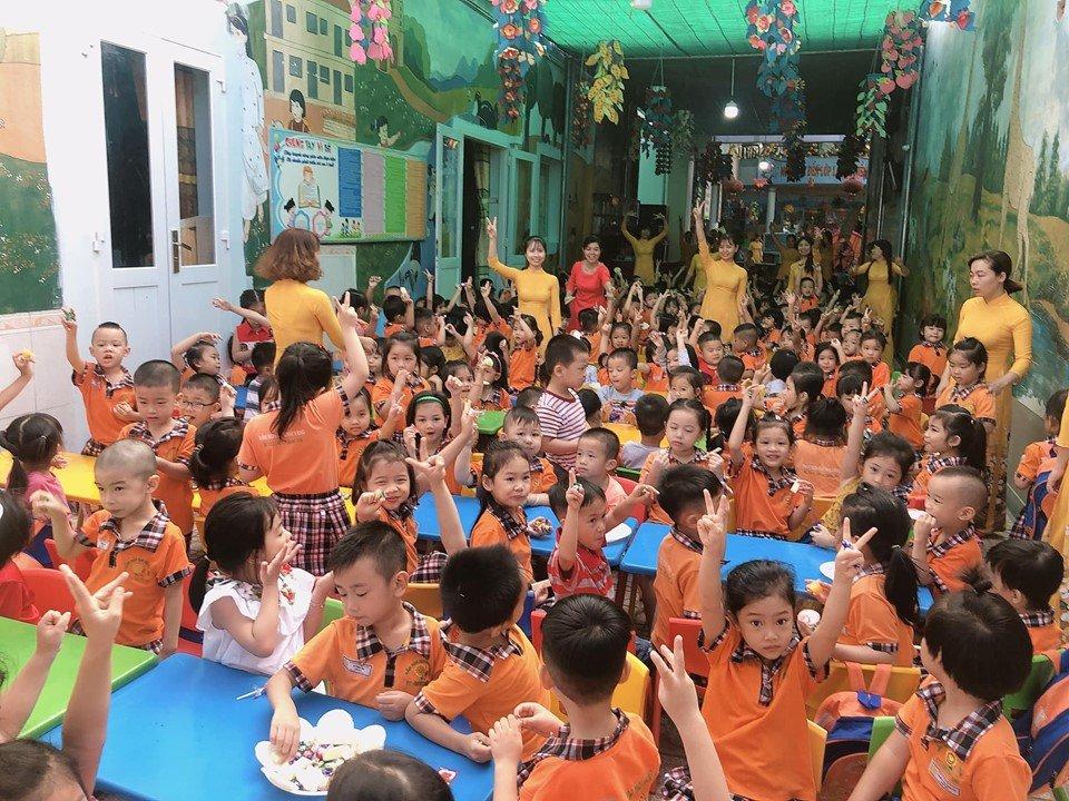 Trường mầm non Hoa Mai Vàng - Trảng Dài
