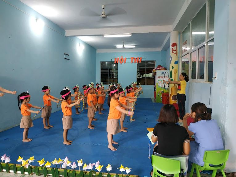 Trường mẫu giáo Họa Mi - Hòa Khánh Bắc, Liên Chiểu