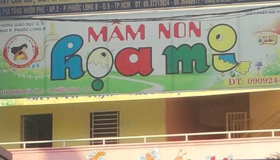 Trường mầm non Họa Mi - Phước Long B