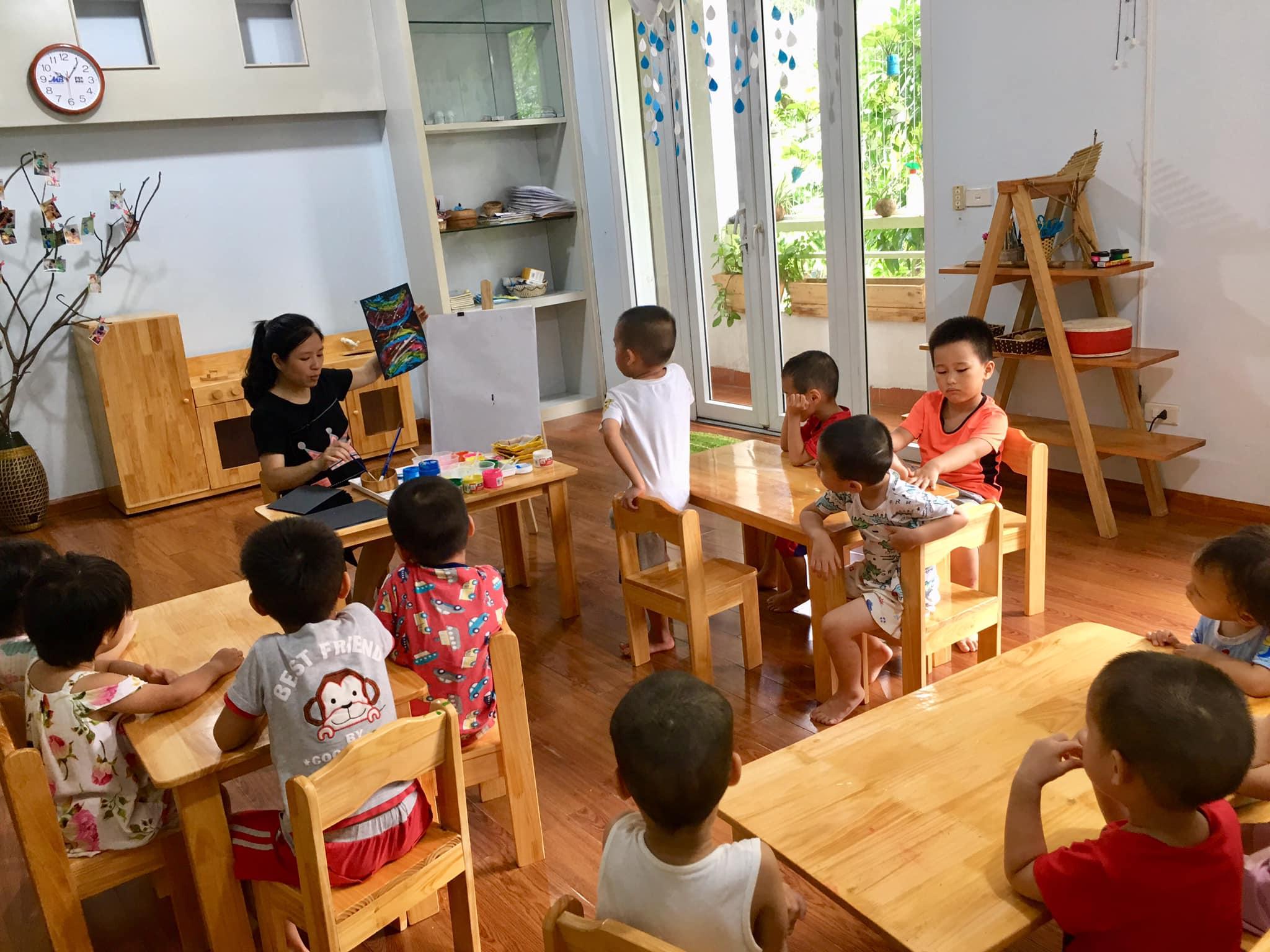 Trường mầm non Hoa Nhài (Jasmine Preschool) - Nguyễn Cơ Thạch, Mỹ Đình 2