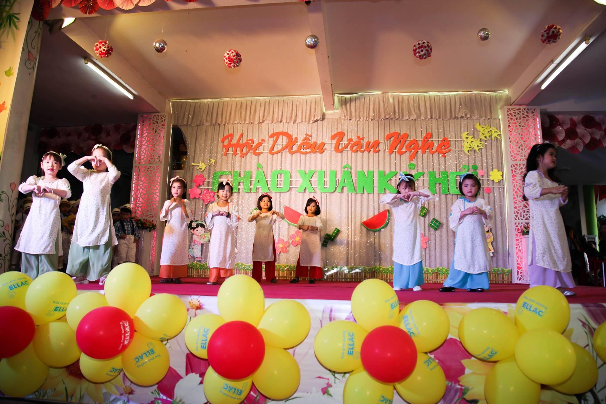 Trường mầm non Hoa Phượng Đỏ - Trần Bình Trọng