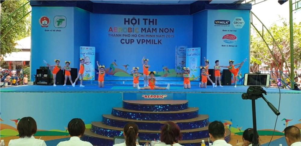 Trường mầm non Hoa Quỳnh - Phường 1