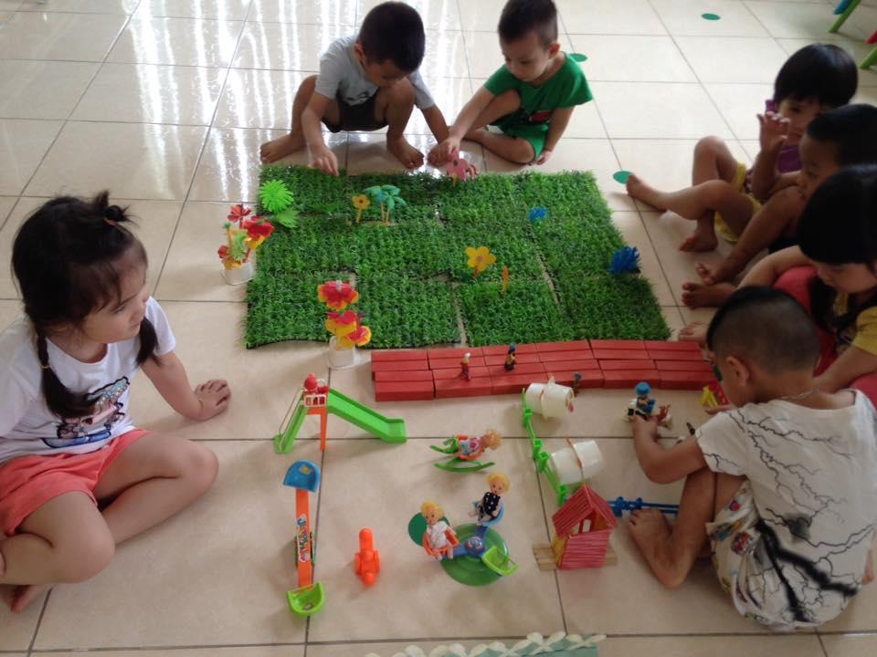 Trường mầm non Hoa Sữa - Định Công