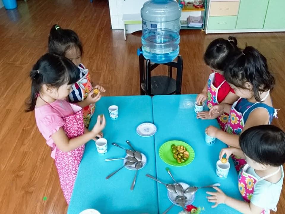 Trường mầm non Hoa Thanh Bình - Phường 6