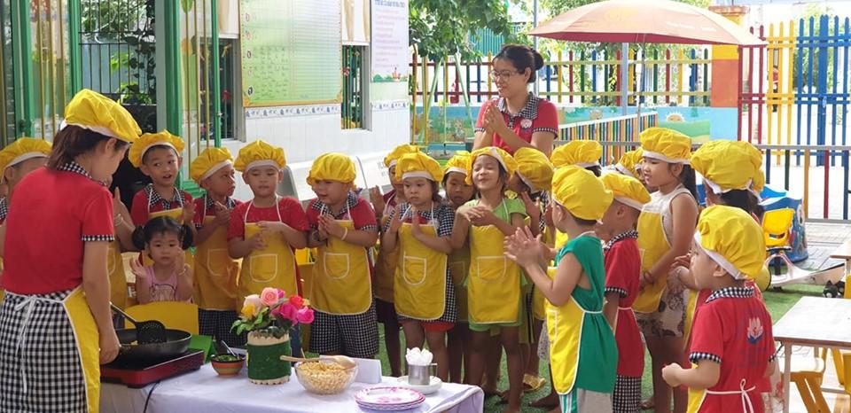 Trường mầm non Hoa Thiên - Trường Thạnh