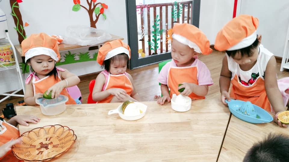 Trường mầm non Hoa Trà My IV (Camellia school 4) -  Phạm Hùng Phường 4
