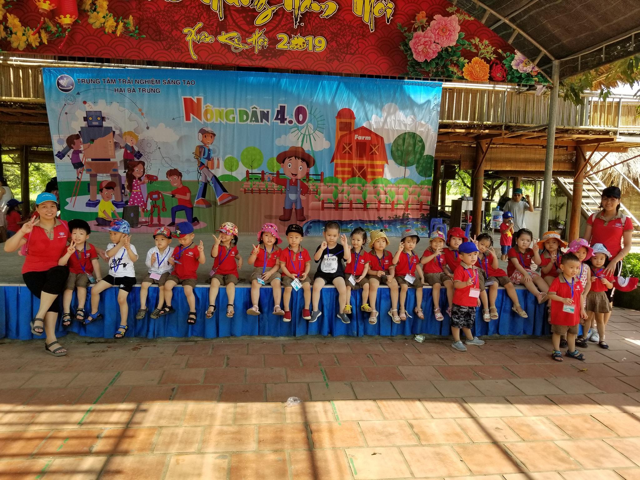 Trường mầm non Hoa Trạng Nguyên - Đà Nẵng, Hải Phòng