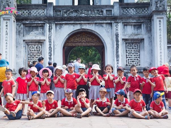 Trường mầm non Hoa Tuổi Thơ - Vĩnh Hưng