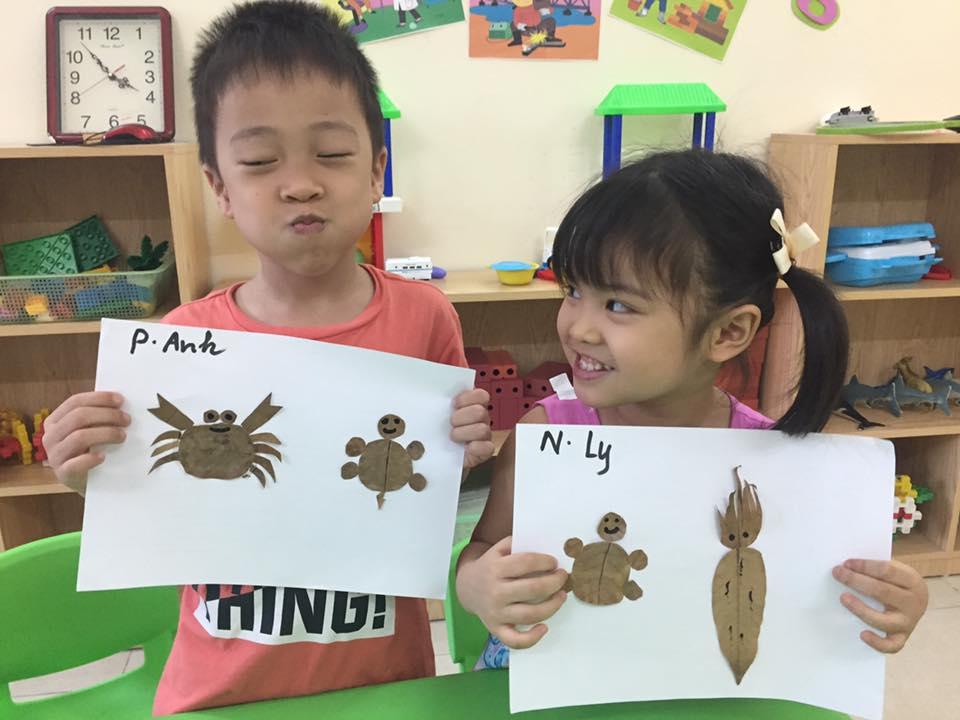 Trường mầm non Hoàng Gia - Linh Đàm quận Hoàng Mai