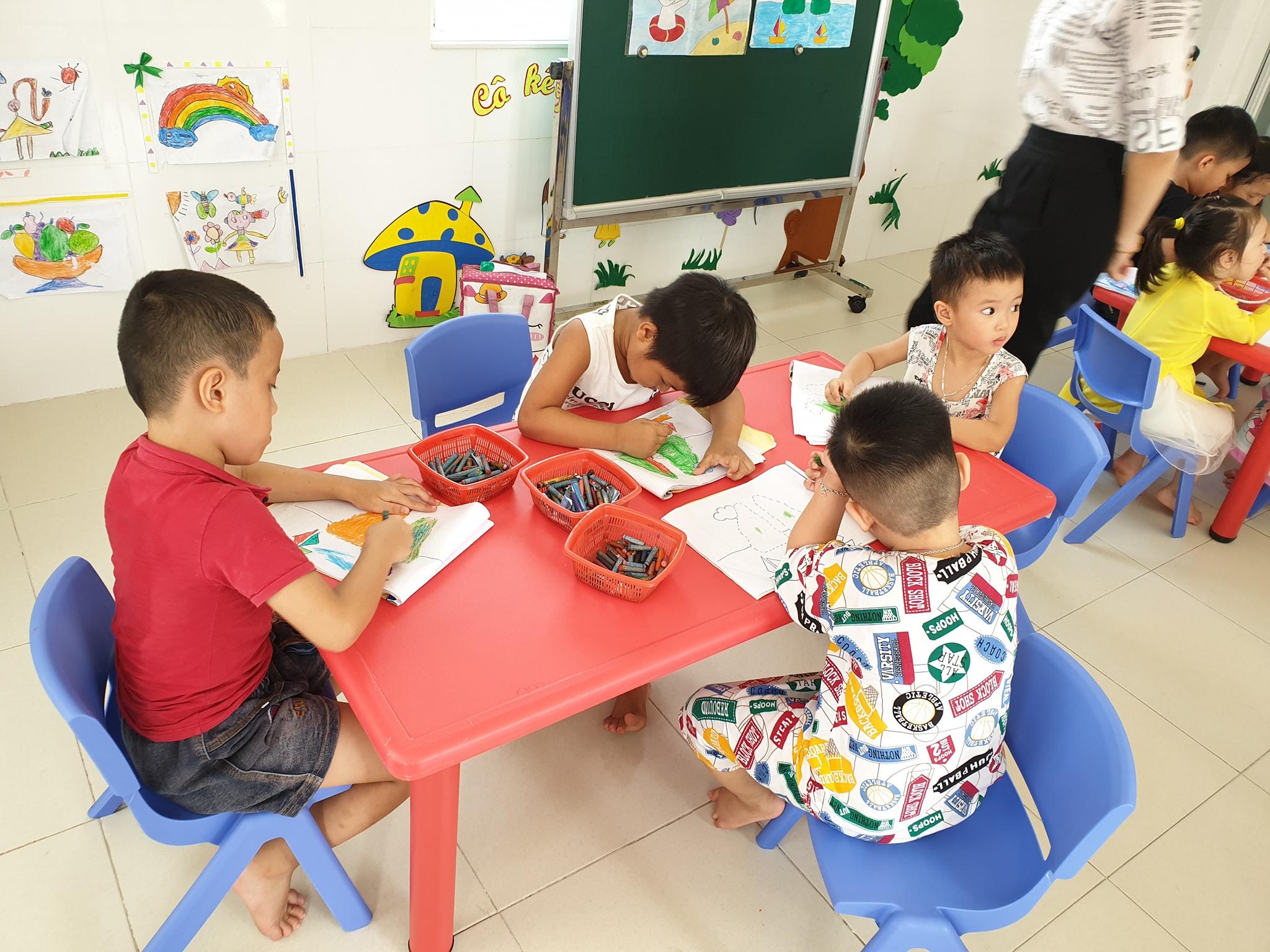 Trường mầm non Hoàng Ngọc - Trần Cao Vân