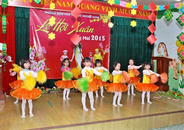 Trường mầm non Hương Dung - Lê Thanh Nghị