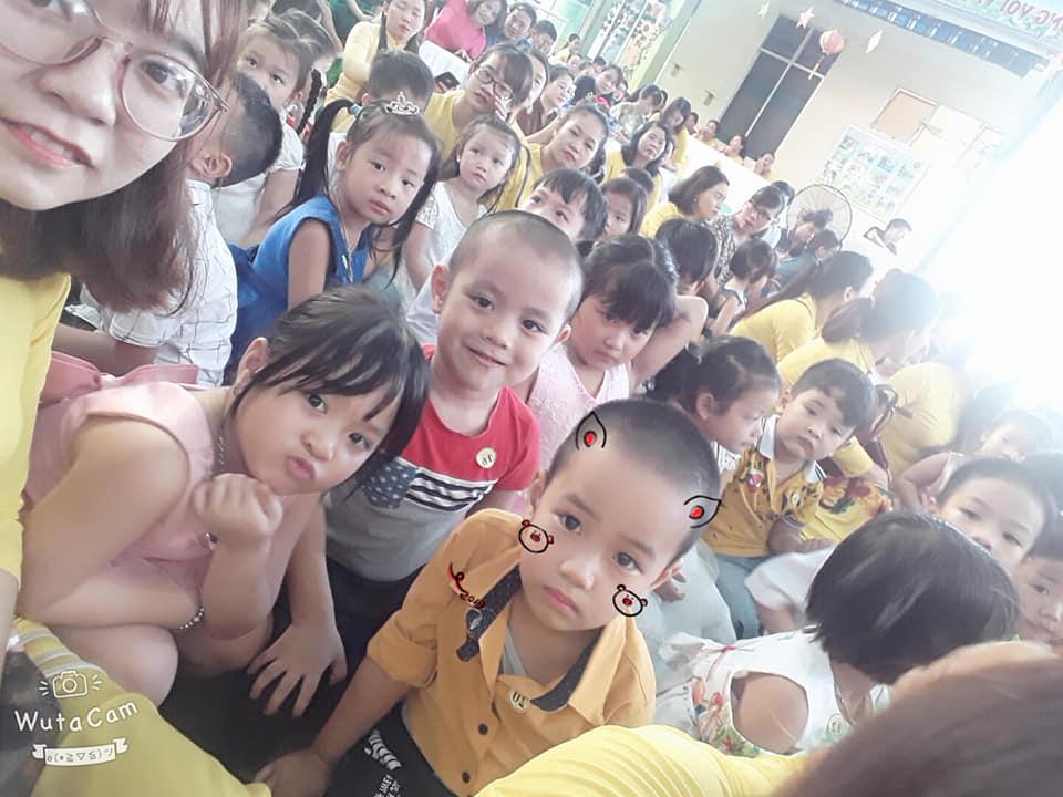 Trường mầm non Hướng Dương - Đỗ Thúc Tịnh
