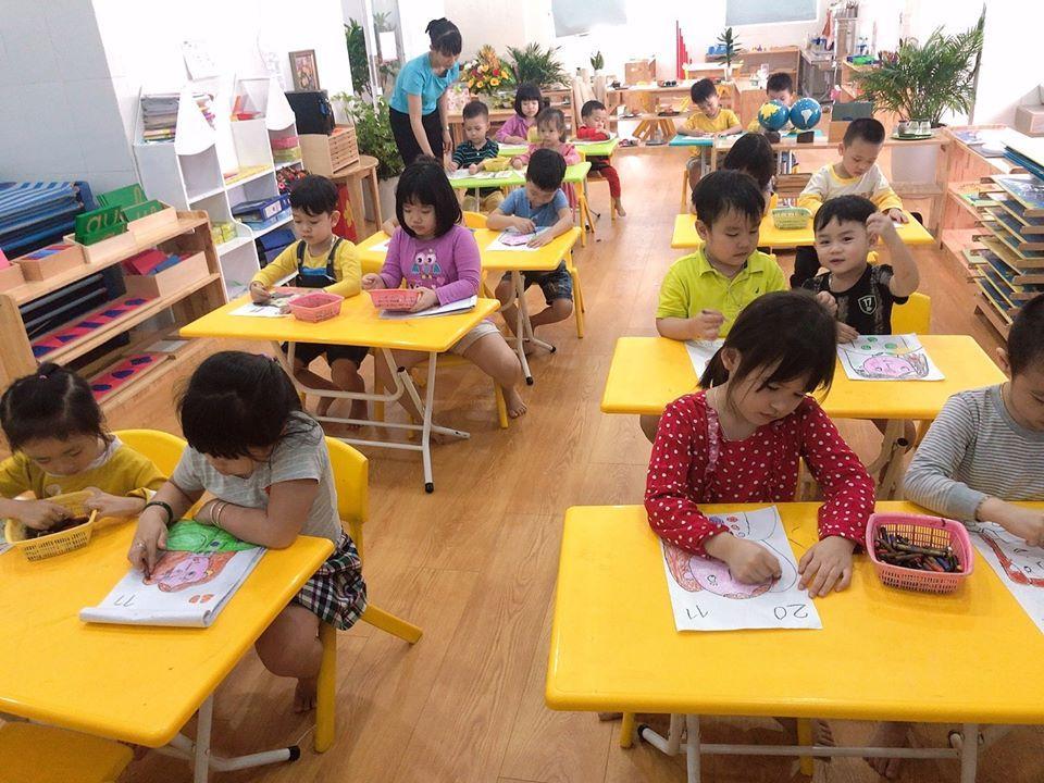 Trường mầm non Hương Mai - Bùi Kỷ