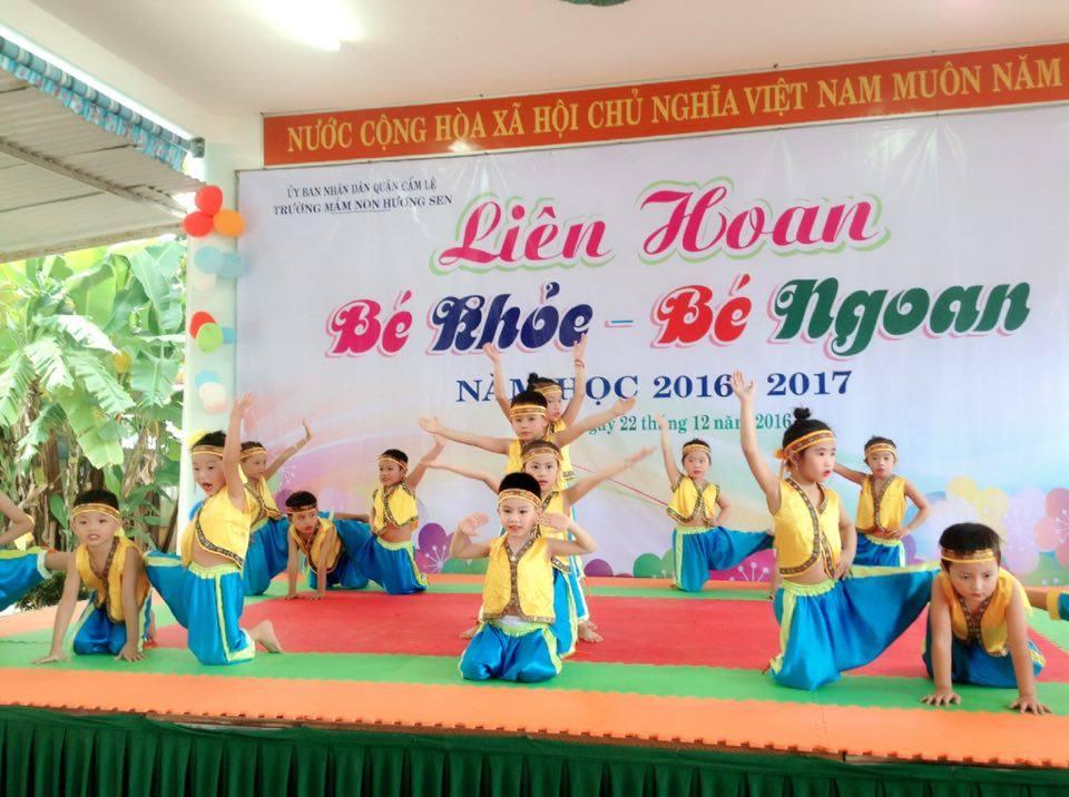 Trường mầm non Hương Sen - Hòa Xuân, Cẩm Lệ