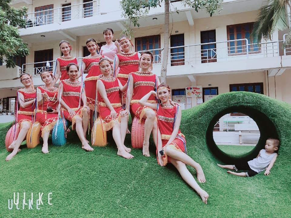 Trường mầm non Hữu Nghị Quốc tế - Quán Nam, Kênh Dương