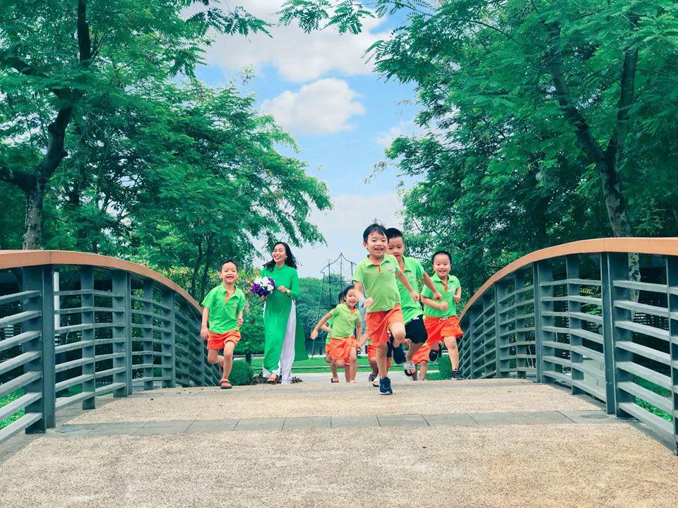 Trường mầm non IQ Montessori School (Cơ sở Gamuda City) - Yên Sở