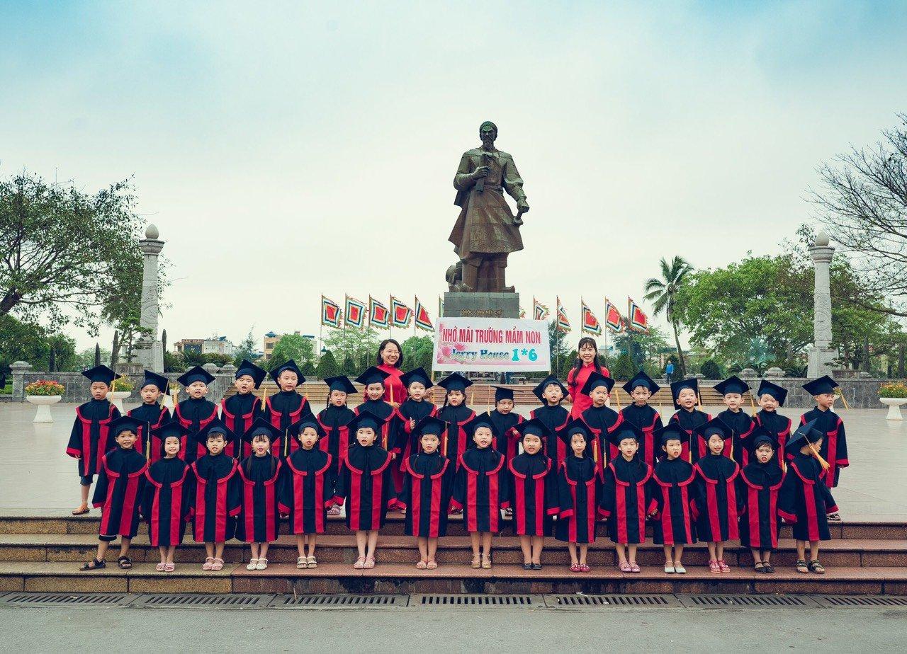 Trường mầm non 1/6 JerryHouse- Trần Hưng Đạo